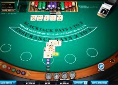 Mini Blackjack Game