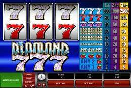 Diamond 7s Slot Game